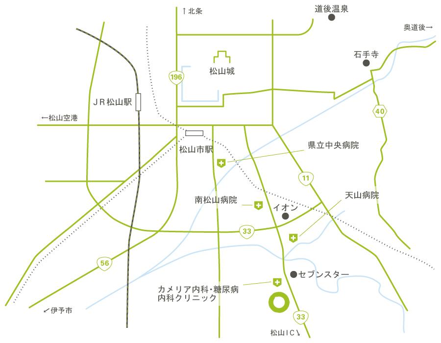 アリア調剤薬局_地図